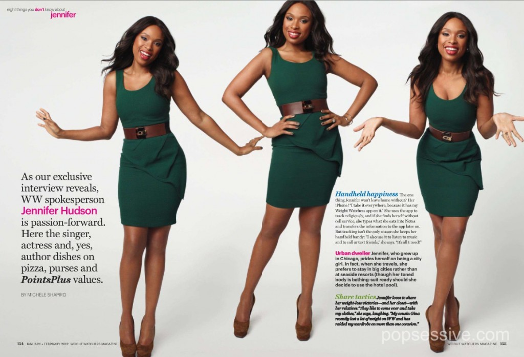 Jennifer Hudson Wight Loss with Garcinia Cambogia