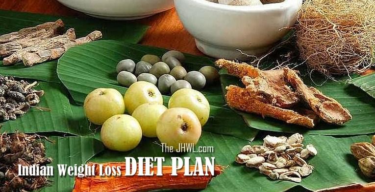 Indian Diet Sample Plan
