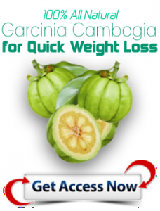 Garcinia Cambogia Select for quick weight loss