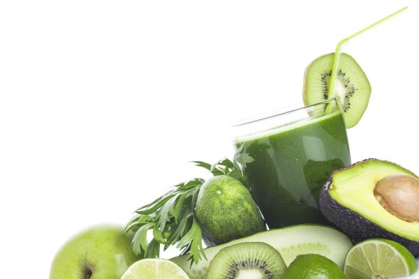 green weight loss shakes